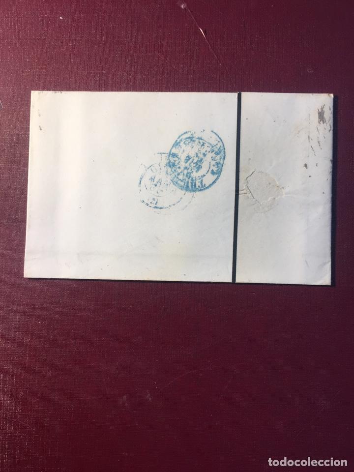 Sellos: Carta Filatelica,(Madrid 1856) - Foto 2 - 152797801