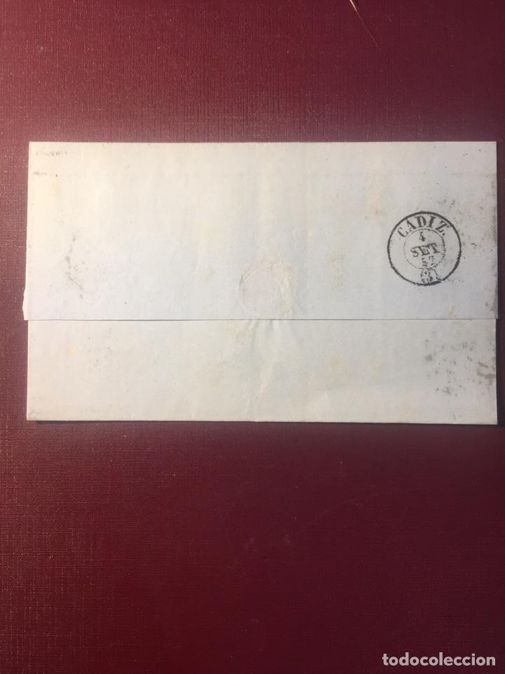 Sellos: Carta Filatelica,(Bilbao 1857). - Foto 2 - 152816865
