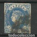 Sellos: ESPAÑA 1862 USADO . Lote 155953386