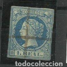 Sellos: ESPAÑA 1860 USADO . Lote 155953530
