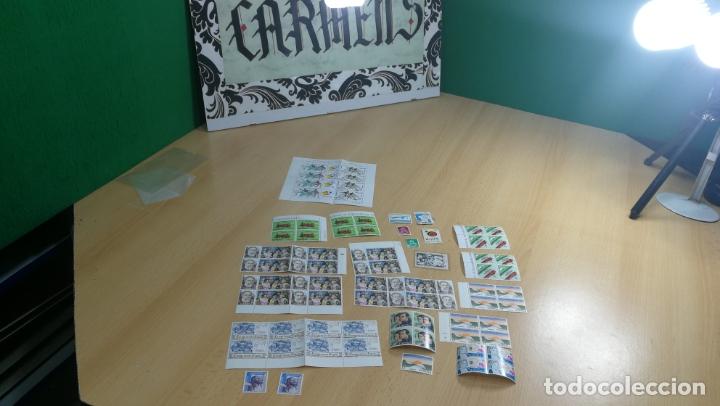Sellos: Gran lote de sellos sin uso, muy botitos - Foto 2 - 167714708