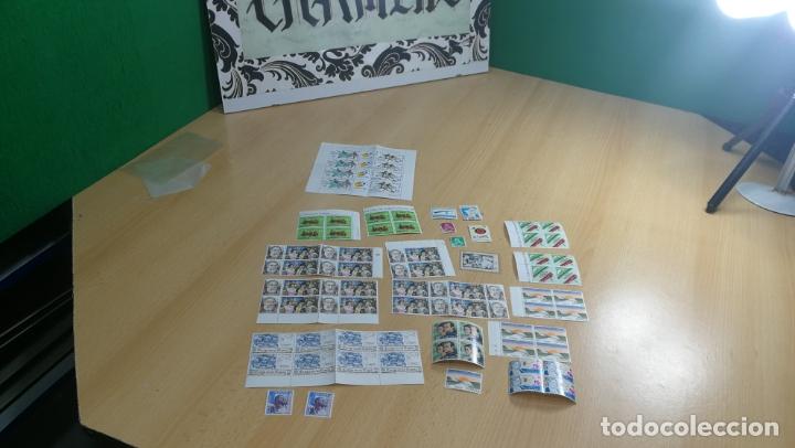 Sellos: Gran lote de sellos sin uso, muy botitos - Foto 3 - 167714708