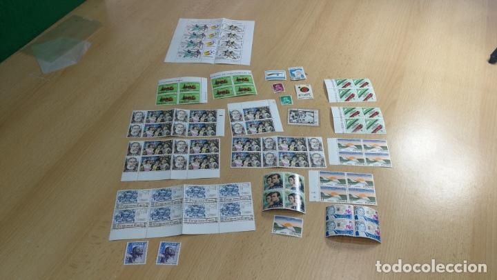 Sellos: Gran lote de sellos sin uso, muy botitos - Foto 4 - 167714708