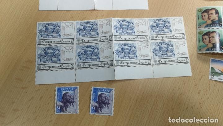 Sellos: Gran lote de sellos sin uso, muy botitos - Foto 5 - 167714708