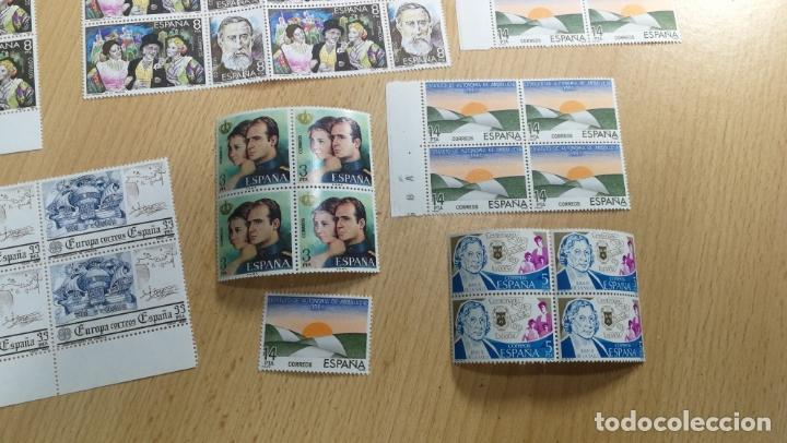 Sellos: Gran lote de sellos sin uso, muy botitos - Foto 6 - 167714708