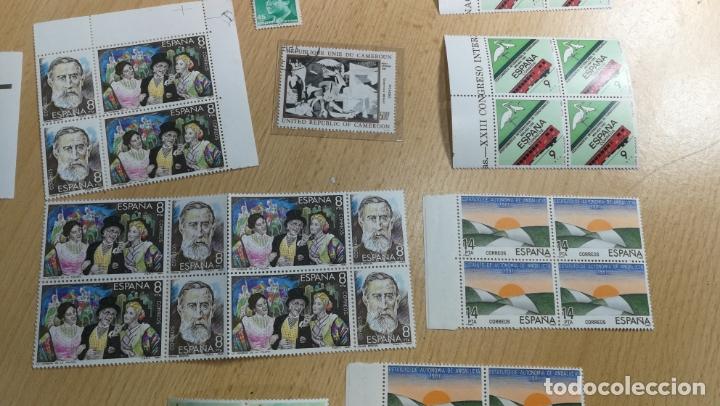 Sellos: Gran lote de sellos sin uso, muy botitos - Foto 7 - 167714708