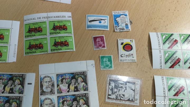 Sellos: Gran lote de sellos sin uso, muy botitos - Foto 9 - 167714708