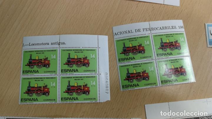 Sellos: Gran lote de sellos sin uso, muy botitos - Foto 11 - 167714708