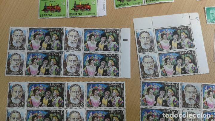 Sellos: Gran lote de sellos sin uso, muy botitos - Foto 12 - 167714708