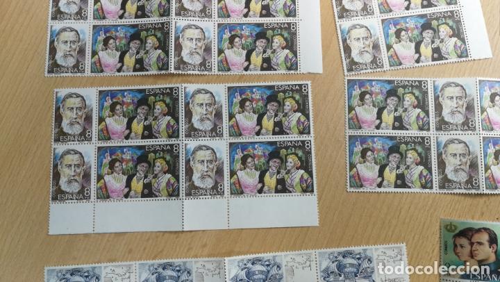 Sellos: Gran lote de sellos sin uso, muy botitos - Foto 13 - 167714708