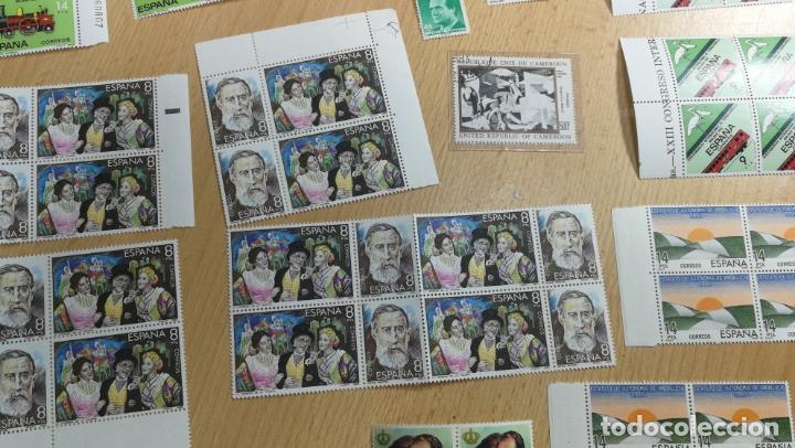 Sellos: Gran lote de sellos sin uso, muy botitos - Foto 14 - 167714708