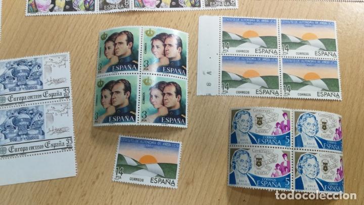 Sellos: Gran lote de sellos sin uso, muy botitos - Foto 16 - 167714708
