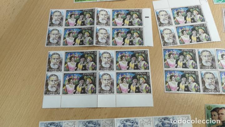 Sellos: Gran lote de sellos sin uso, muy botitos - Foto 18 - 167714708