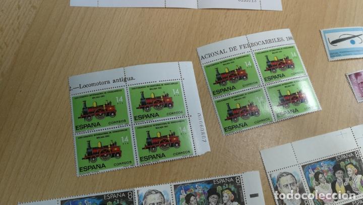 Sellos: Gran lote de sellos sin uso, muy botitos - Foto 19 - 167714708