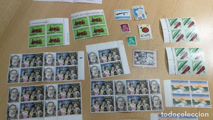 Sellos: Gran lote de sellos sin uso, muy botitos - Foto 22 - 167714708