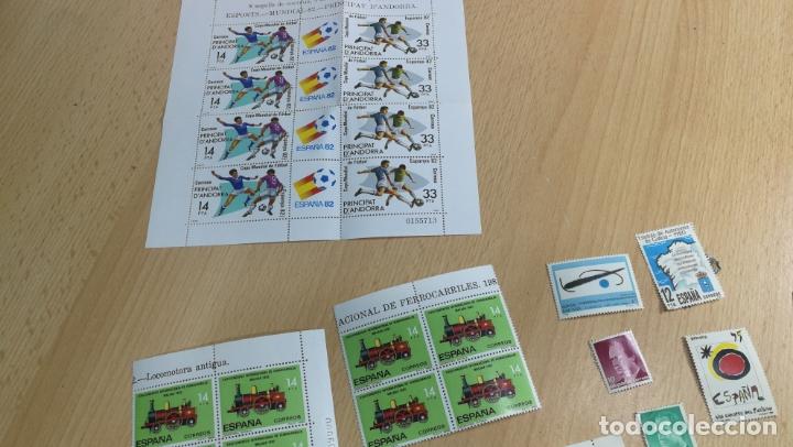 Sellos: Gran lote de sellos sin uso, muy botitos - Foto 23 - 167714708