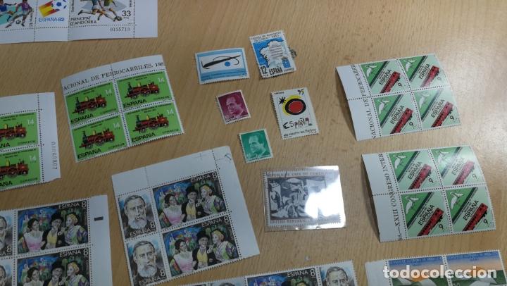 Sellos: Gran lote de sellos sin uso, muy botitos - Foto 24 - 167714708