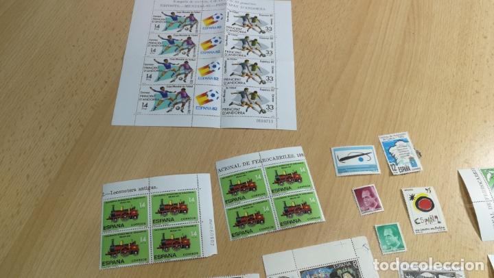 Sellos: Gran lote de sellos sin uso, muy botitos - Foto 25 - 167714708