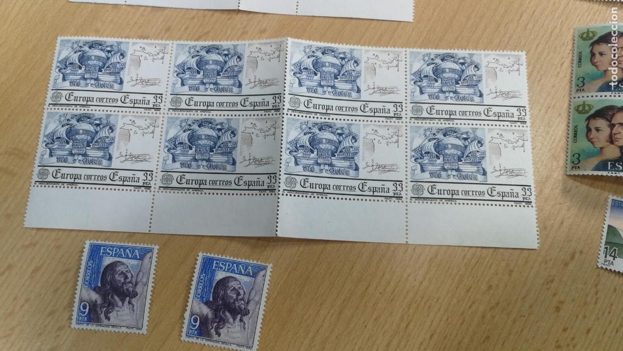 Sellos: Gran lote de sellos sin uso, muy botitos - Foto 26 - 167714708