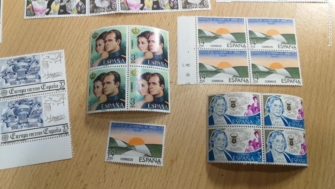 Sellos: Gran lote de sellos sin uso, muy botitos - Foto 27 - 167714708