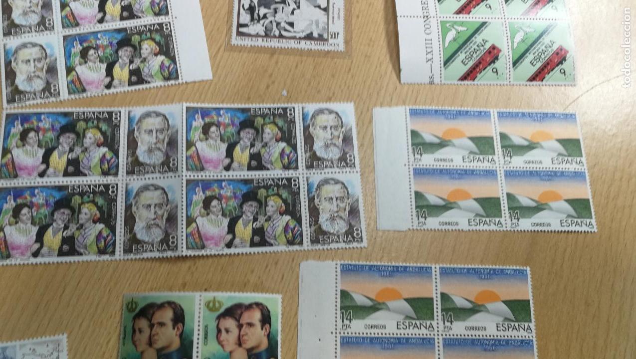 Sellos: Gran lote de sellos sin uso, muy botitos - Foto 28 - 167714708