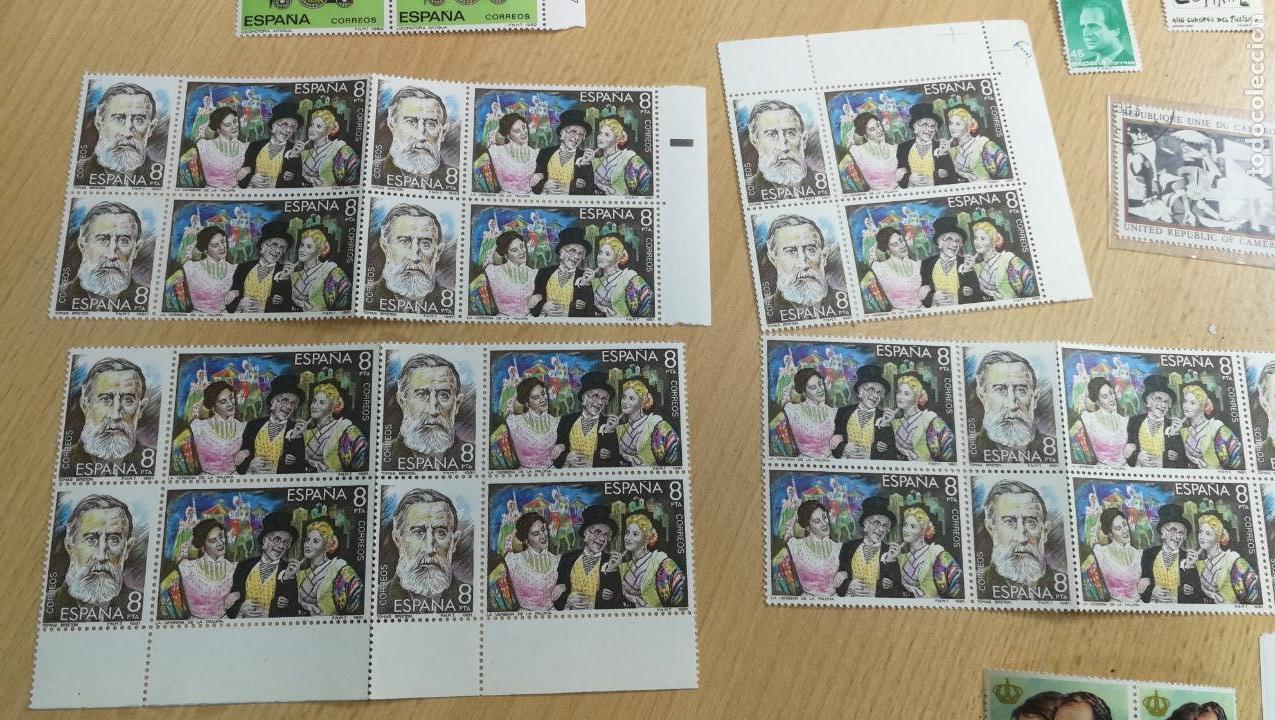 Sellos: Gran lote de sellos sin uso, muy botitos - Foto 29 - 167714708
