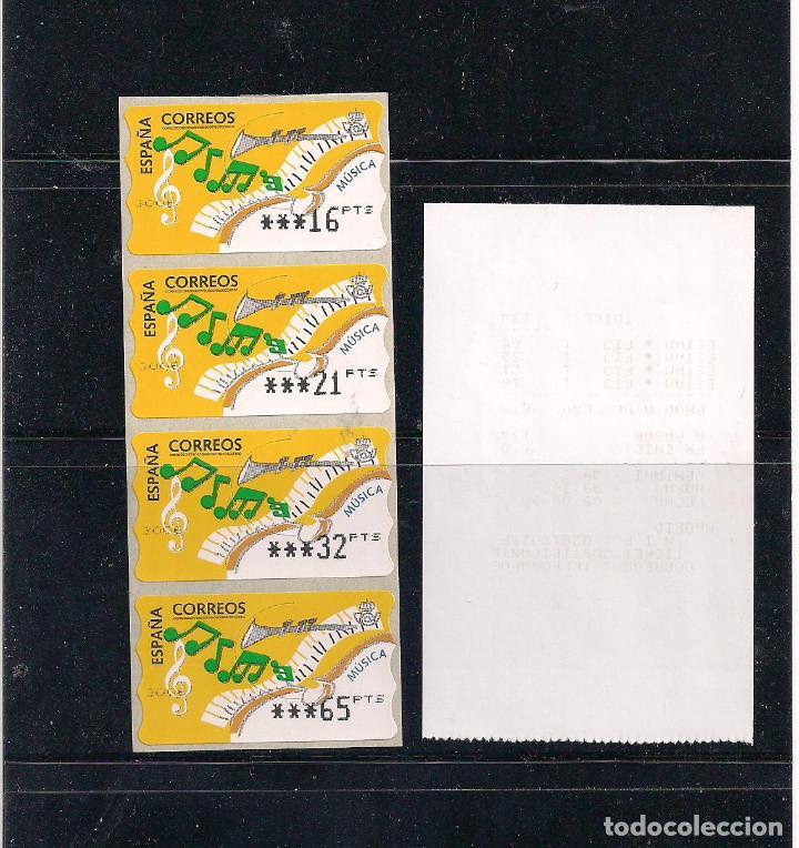 ATMS. (Sellos - España - Isabel II de 1.850 a 1.869 - Nuevos)