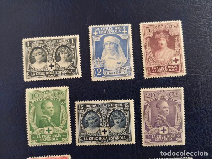 ESPAÑA 1926,PRO CRUZ ROJA ESPAÑOLA, EDIFIL 325/337 (Sellos - España - Isabel II de 1.850 a 1.869 - Nuevos)