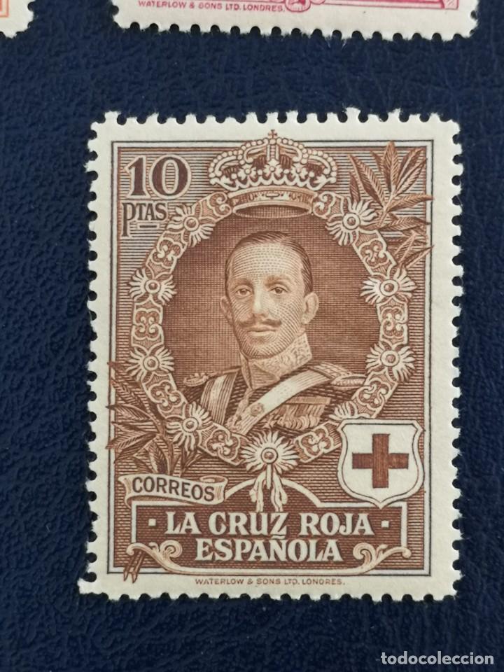 Sellos: España 1926,Pro Cruz roja española, Edifil 325/337 - Foto 4 - 170061140