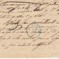 Sellos: SELLO 12. ISABEL II. AVILA A MADRID. 1855.. Lote 171360973