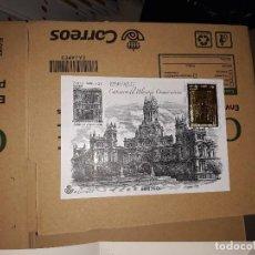 Sellos: PRUEBA ARTISTA PALACIO DE COMUNICACIONES. Lote 171999838