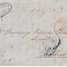 Sellos: SELLO 48. ISABEL II . SANTANDER A MADRID . 1856.. Lote 172405324