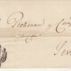 Sellos: SELLO 64. ISABEL II. BARCELONA A SEVILLA. 1864.. Lote 172409389