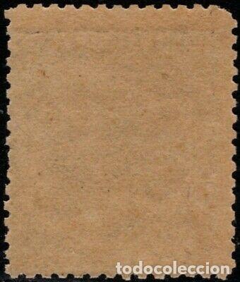 Sellos: 1889.MNH.Ed:**219cd.PELON.15 cts cast negro.Doble Impresión.PCat:270€ - Foto 2 - 172831202