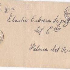 Sellos: F6-29- FALSO FILATELICO. ENVUELTA DIEZMA (GRANADA)- PALMA DEL RIO (CÓRDOBA) 1859. Lote 173660383