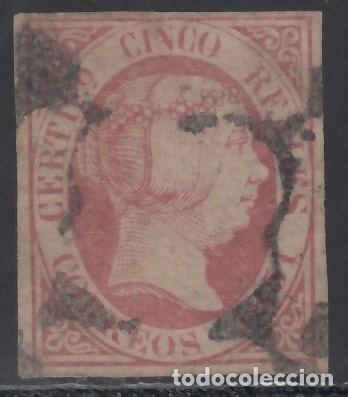ESPAÑA, 1851 EDIFIL Nº 9 (Sellos - España - Isabel II de 1.850 a 1.869 - Usados)