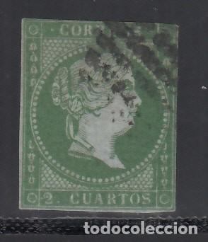 ESPAÑA, 1855 EDIFIL Nº 39 (Sellos - España - Isabel II de 1.850 a 1.869 - Usados)