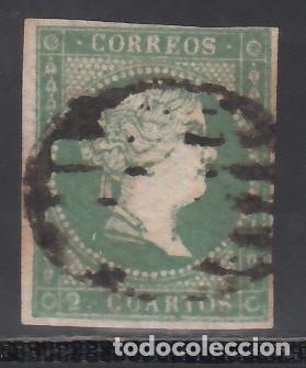 ESPAÑA, 1855 EDIFIL Nº 43 (Sellos - España - Isabel II de 1.850 a 1.869 - Usados)