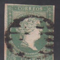 Sellos: ESPAÑA, 1855 EDIFIL Nº 43. Lote 174102890