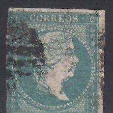 Sellos: ESPAÑA, 1855 EDIFIL Nº 45. Lote 174102972