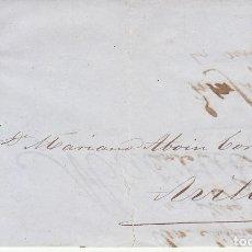 Sellos: SELLO 58. ISABEL II. MADRID A AVILA. 1863.. Lote 175325205