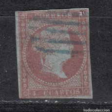 Sellos: 1855 EDIFIL 40 USADO. ISABEL II (1019). Lote 182039412