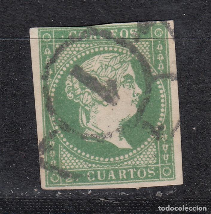 1855 EDIFIL 47 USADO. ISABEL II (1019) (Sellos - España - Isabel II de 1.850 a 1.869 - Usados)