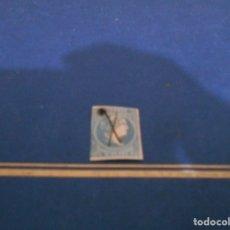Sellos: CORREOS 1/2 R,1PLATA F,-COLOR AZUL FLOJO. Lote 182604320