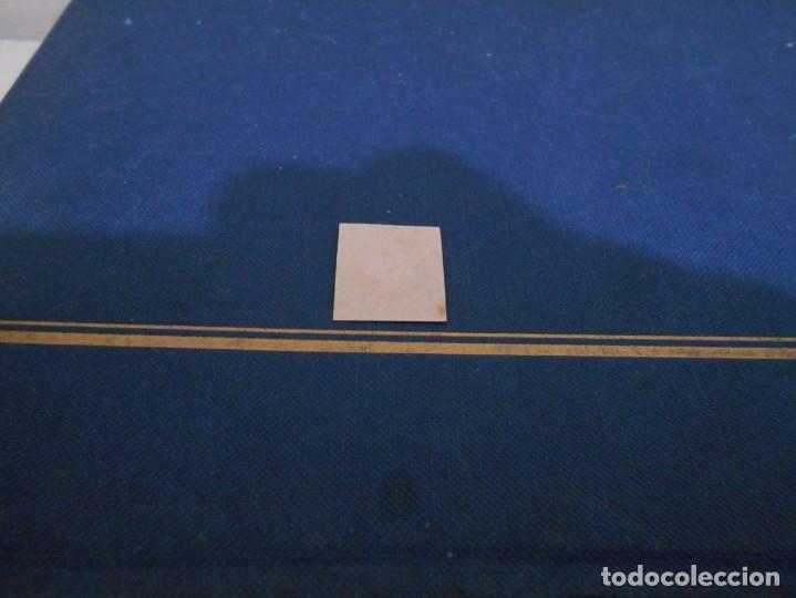 Sellos: CORREOS 4. CUARTOS COLOR GRANATE O ROJO OSCURO - Foto 2 - 182604778
