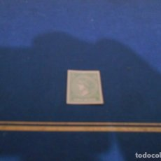 Sellos: CORREOS 10.CENT DE ESCO --COLO VERDE FLOJO. Lote 182664366