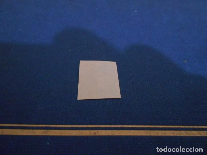 Sellos: CORREOS -4 -CUARTOS--COLOR AZUL FLOJO -ESTA USADO - Foto 2 - 182664620