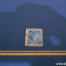 Sellos: COMUNICACIONES 10CS PESETA--COLOR AZUL -ESTA USADO. Lote 182669165