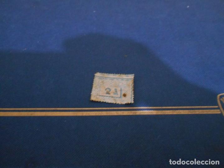 Sellos: COMUNICACIONES 10Cs PESETA--COLOR AZUL -ESTA USADO - Foto 2 - 182669165