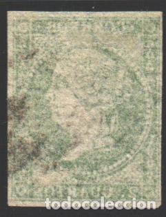 Sellos: ESPAÑA, 1855 EDIFIL Nº 43 - Foto 2 - 183305788